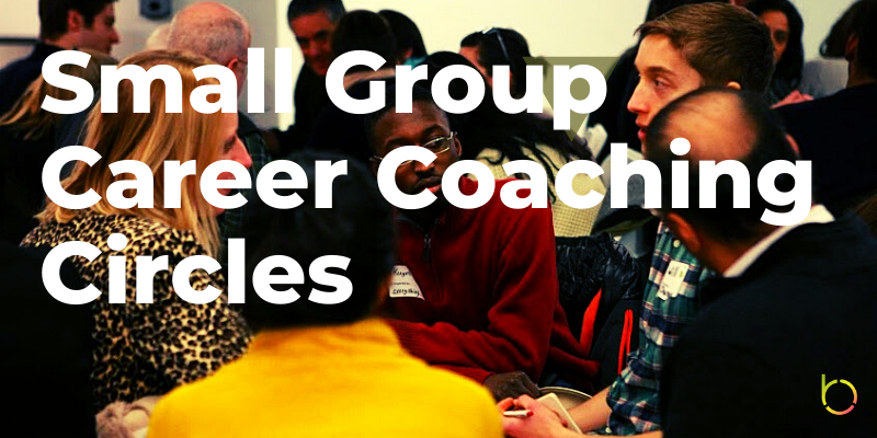 Small Group Career Coaching Circles